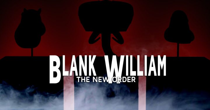 Blank William's The New Order