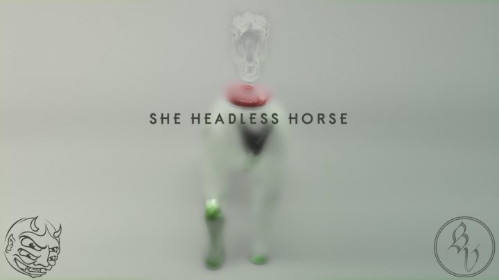 Boon Velvet's She Headless Horse