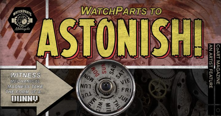 WatchParts to Astonish! Dan Tanenbaum's Watch Parts Dunnys