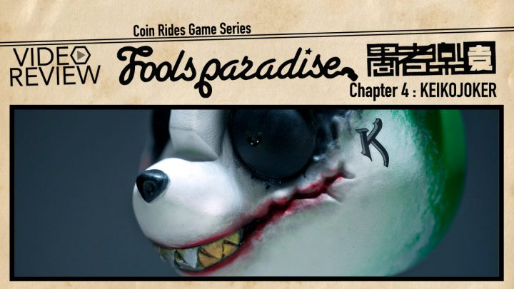 Fools Paradise's KEIKOJOKER at Coin Rides Game #4