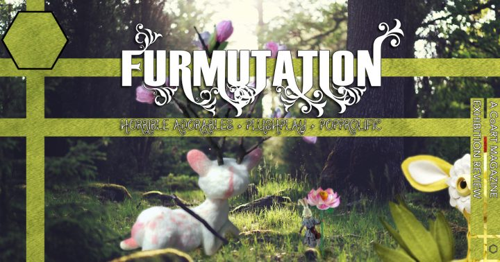 Horrible Adorables, plushPLAY & POPprolific's Furmutation
