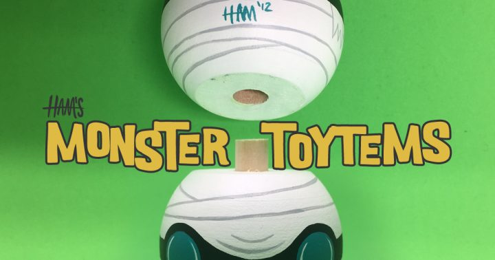 Gary Ham's Monster Toytems