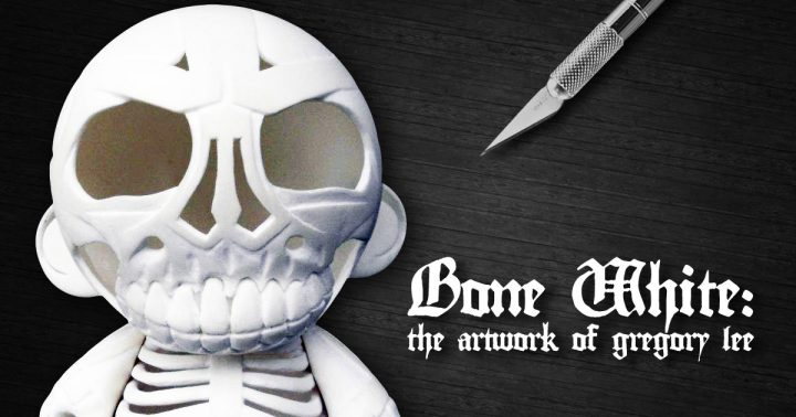 Bone White: The Artwork of Gregory Lee