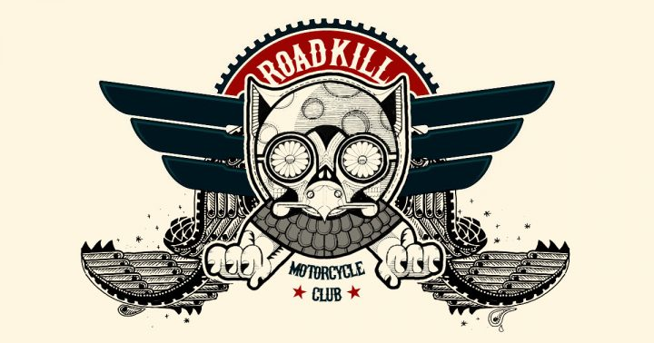 Hugh Rose's Roadkill Motorcycle Club