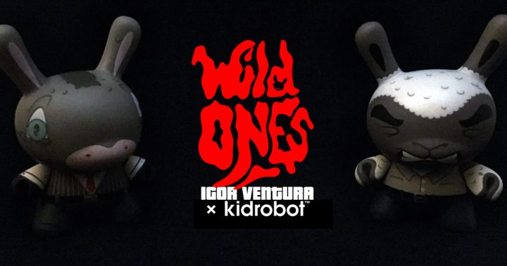 Igor Ventura's Animal Farm Inspired Dunnys