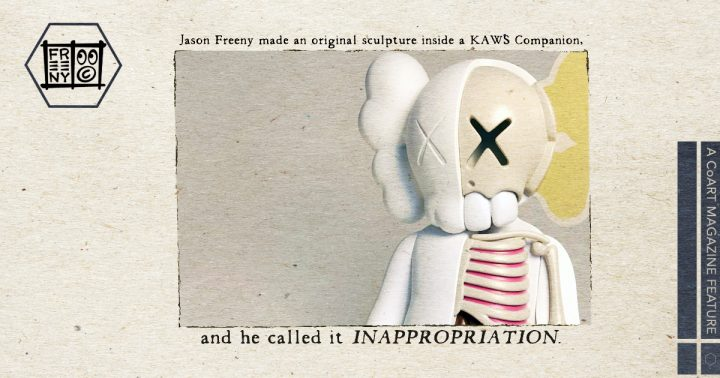 Jason Freeny's Inappropriation