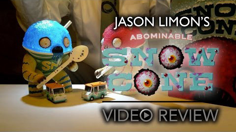Jason Limon's Abominable Snow Cone