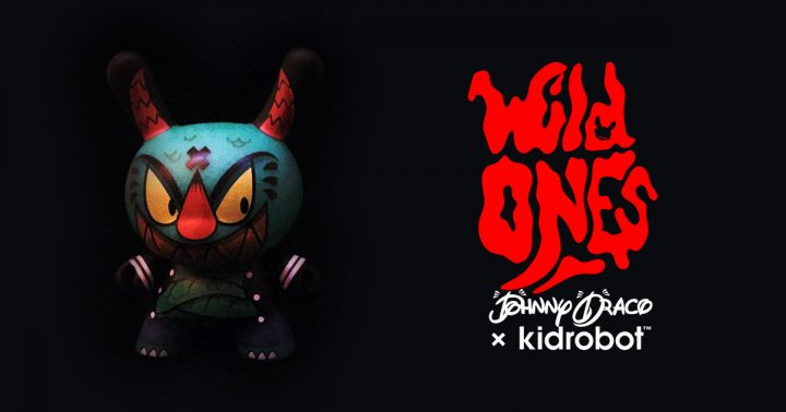 Johnny Draco's Kaiju Dunny for Wild Ones