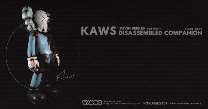 Klav's Disassembled Companion