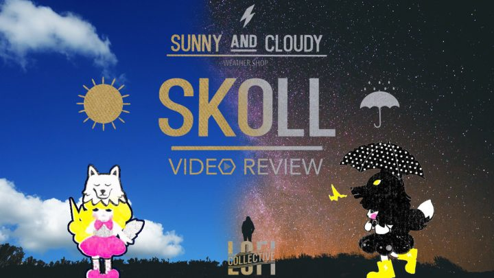Sunny And Cloudy Weather Shop's Skoll