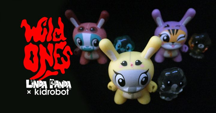 Linda Panda's Wildly Gassy Trio of Wild Ones Dunnys