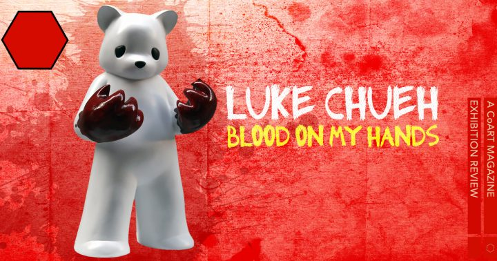 Luke Chueh's Blood On My Hands