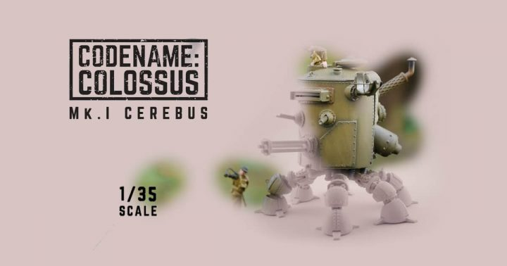 Machination Studio's Codename: Colossus