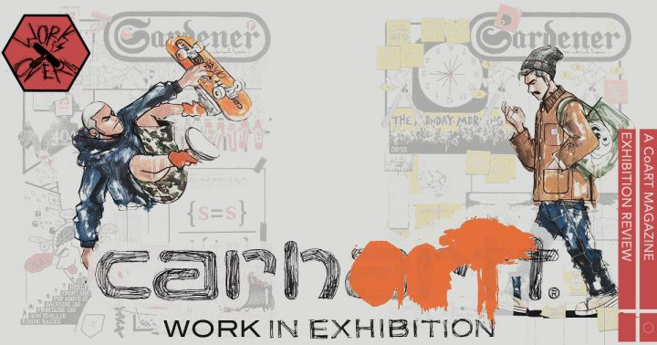Michael Lau's CARH-ART-T: Work In Exhibition - PlayWork
