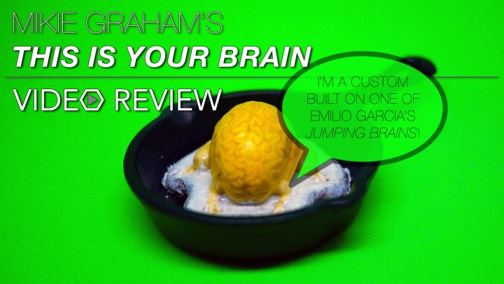 Mikie Graham's This Is Your Brain (Custom Jumping Brain)
