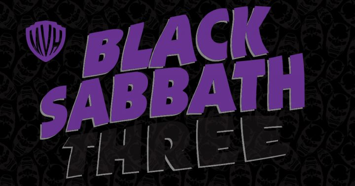 Mutant Vinyl Hardcore's Black Sabbath 3