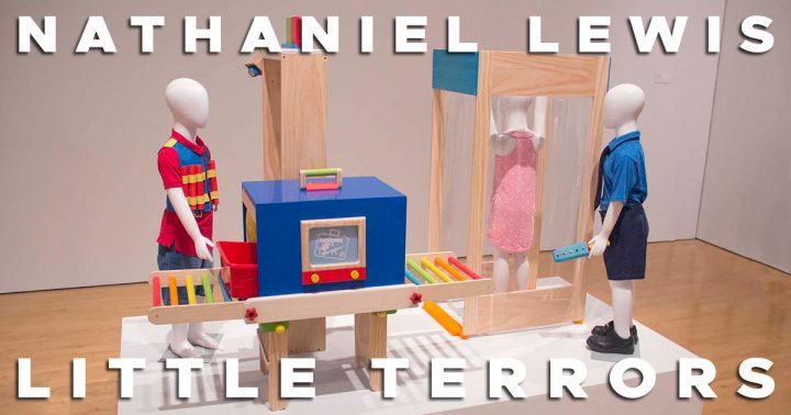 Nathaniel Lewis' Little Terrors Series