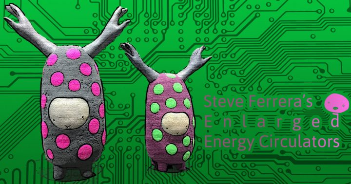 Steve Ferrera's Enlarged Energy Circulators