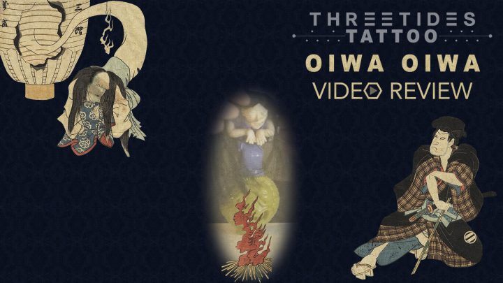 Three Tides Tattoo's Oiwa Oiwa