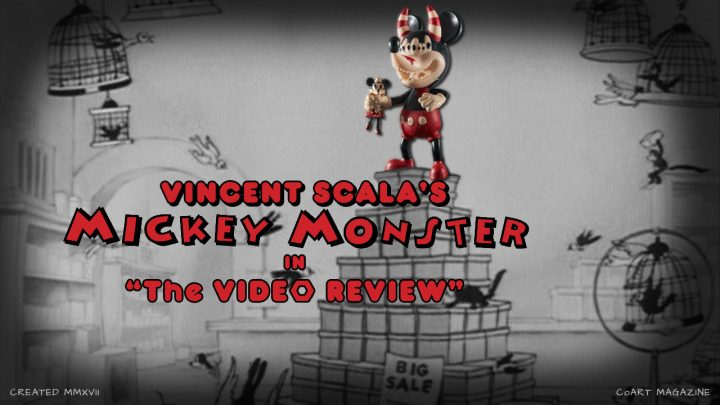 Vincent Scala's Mickey Monster