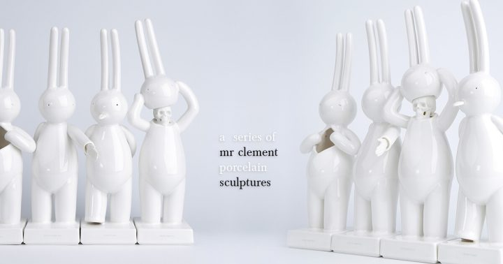 mr clement's Porcelain Sculptures, Season I